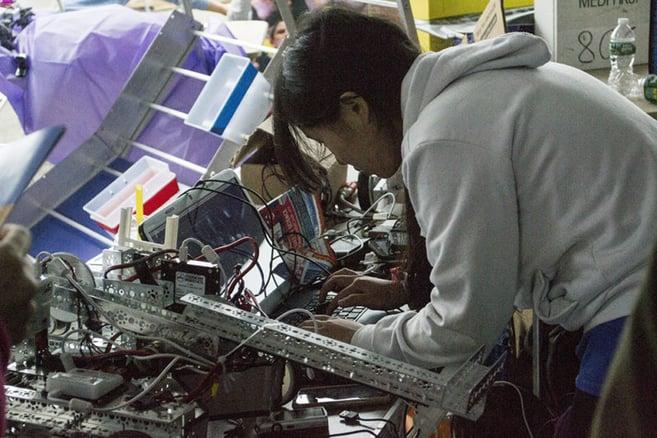 Robotics at Maker Faire New York