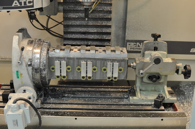 Tormach Tombstone Workholding