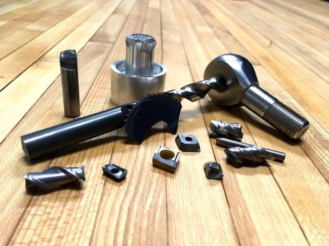 broken tools