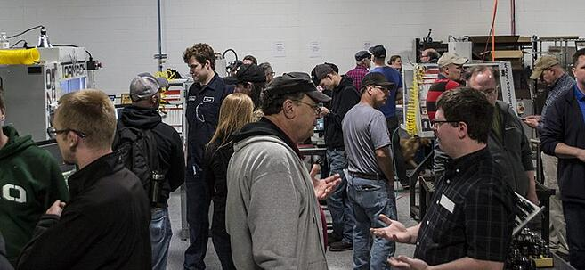 NYC CNC open house